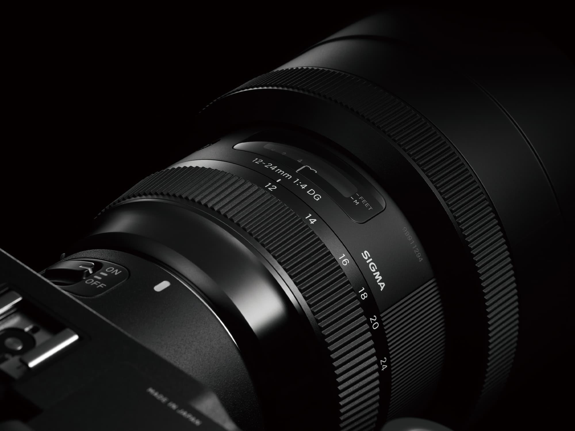 12 24mm F4 Dg Hsm Art レンズ Sigma 株式会社シグマ